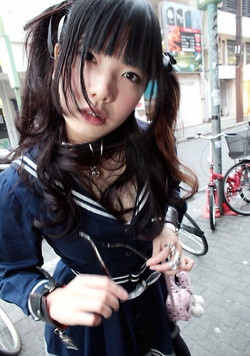 I think this cute Chinese girl is..